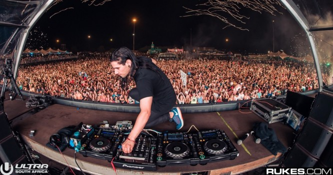 Skrillex is Opening for Who?!? Plus... Peep the Suicide Squad Tracklist
