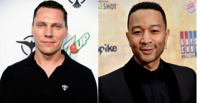 Tiesto Teams Up With John Legend for Sultry 'Summer Nights'
