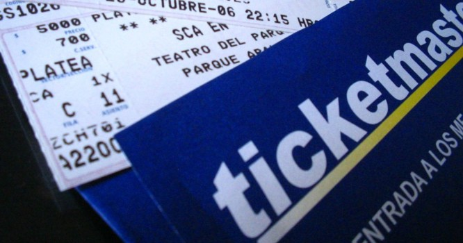 Have You Ever Bought From Ticketmaster? You May Have Free Tickets!
