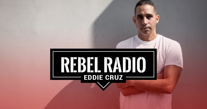 Rebel Radio Ep. 51: Eddie Cruz: How to Forge Your Own Path as an Entrepreneur