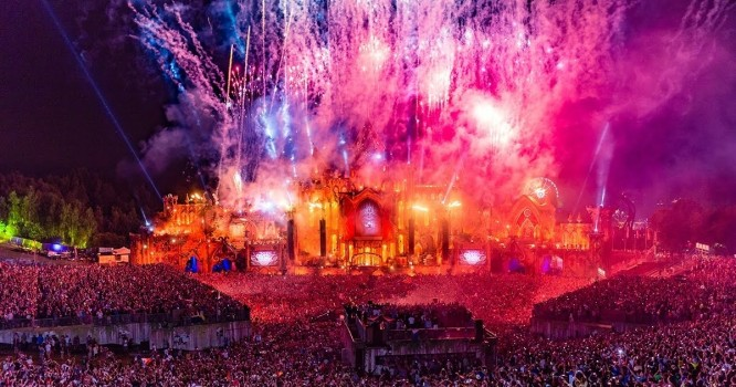 After Months of Slowly Revealing, the Full Tomorrowland Lineup is Here