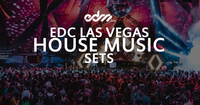 Relive the 2016 EDC Las Vegas With Our Favorite House Sets [LISTEN]