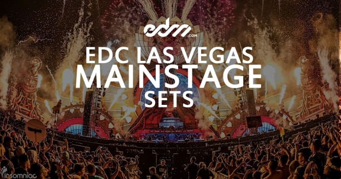 Relive the EDC LV Magic with These Top Mainstage Sets [LISTEN]
