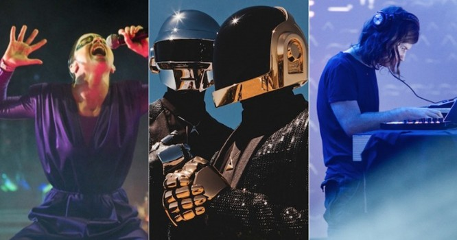 Daft Punk, Aphex Twin, the Knife, More Get Orchestral Covers Album
