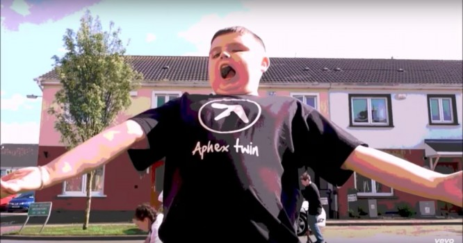 Music Legend Aphex Twin Lets 12-Year-Old Direct First Video in 17 Years