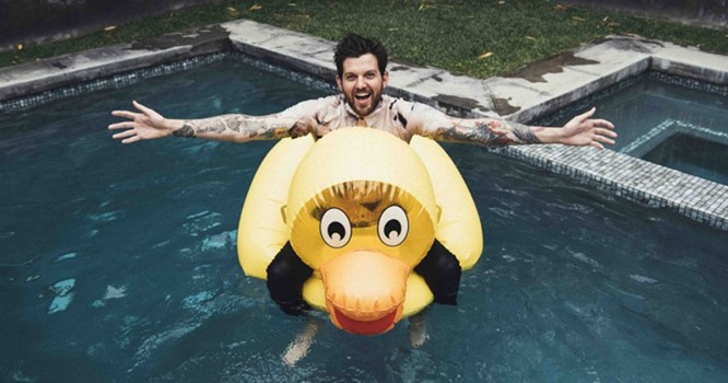 Dillon Francis on How He Has Fun, Loves Moombahton, and Hates Reality Shows