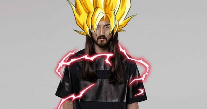 Steve Aoki Gets a Starring Role in New Dragon Ball Xenoverse 2 Game