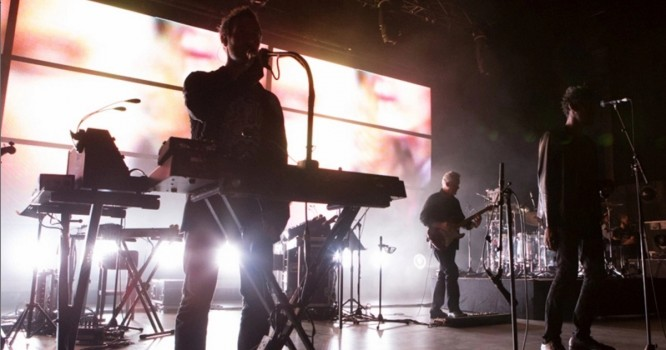 """Massive Attack and Tricky team up for """"Take It There"""" and """"Eurochild"""" — watch"""
