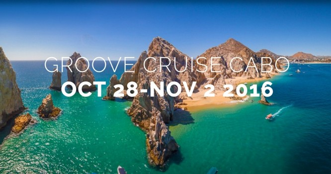 Groove Cruise Announces 2016 Lineup with Gareth Emery, Klingande, Robin Schulz & More