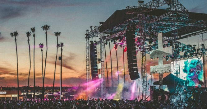 San Diego's CRSSD Fest Reveals Its Spicy Lineup for 2016