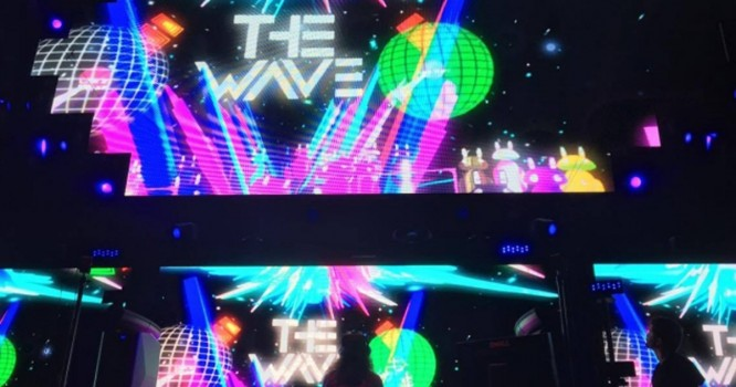 TheWave: A Virtual Reality DJ Experience