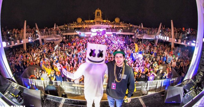 """Jauz and Marshmello Come Together on New Collab """"Magic"""" [LISTEN]"""
