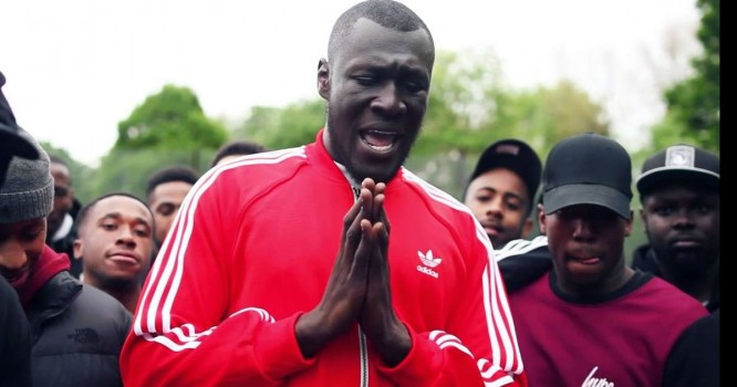 Stormzy Speaks Out About Gun Violence and Systemic Racism