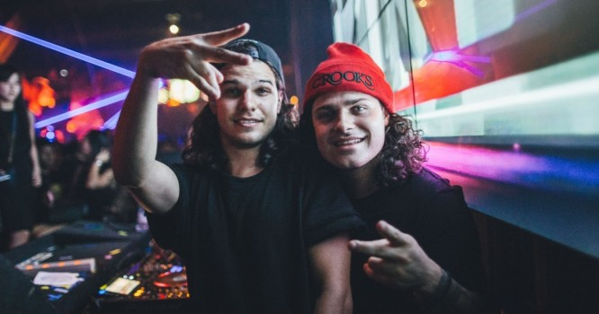Arrests Made After Two Women Found Unconcious in DVBBS Dressing Room