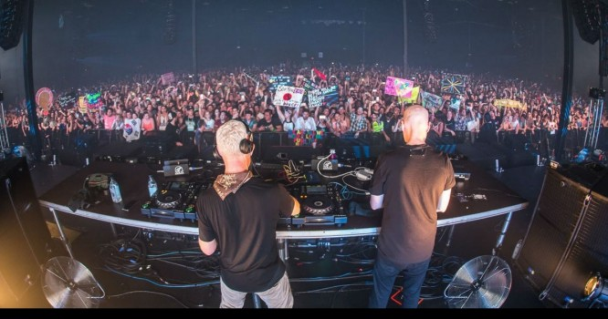 """Above and Beyond Tease New Remix of Moby's """"Porcelain"""""""