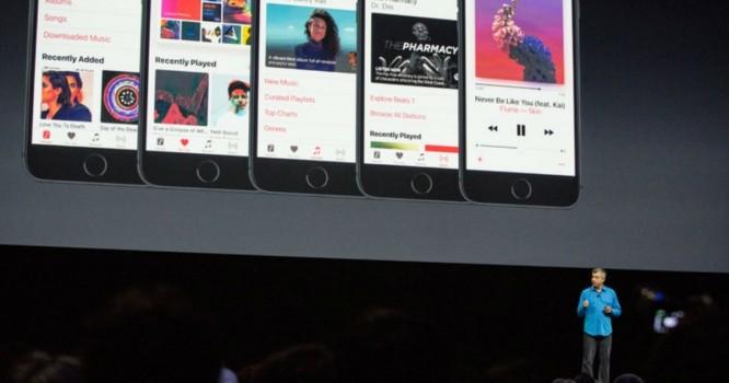 Apple, in Seeming Jab at Spotify, Proposes Simpler Songwriting Royalties