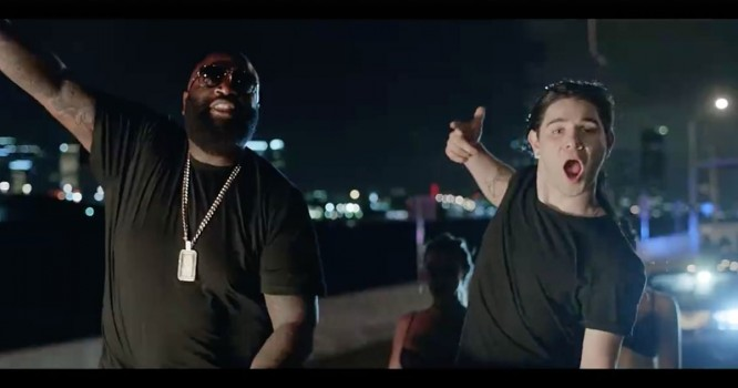 Skrillex & Rick Ross Premiere Collab & Preview Video [WATCH]