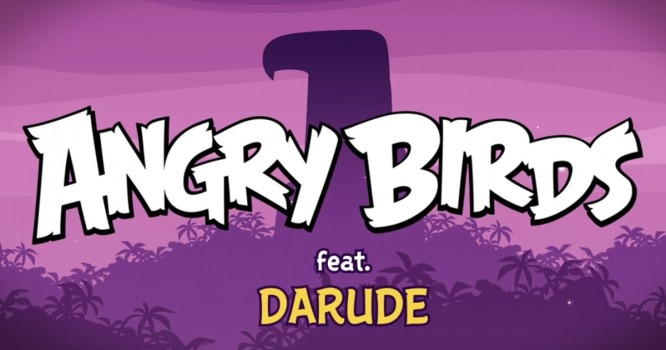 "Darude Teams up with Angry Birds for New ""Sandstorm"" Remix [VIDEO]"