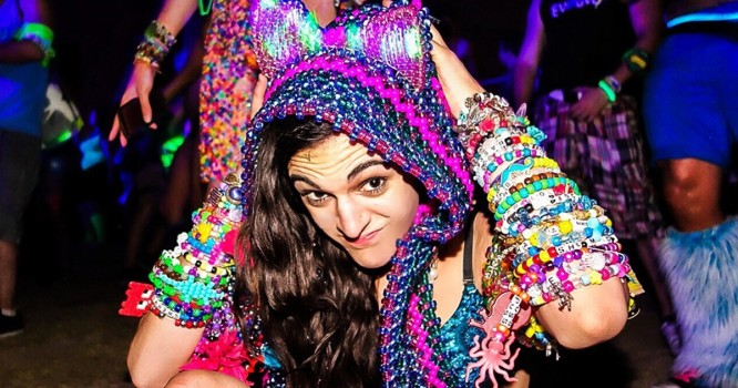 The Night I Fell in Love With Dance Music: Kaitlyn B