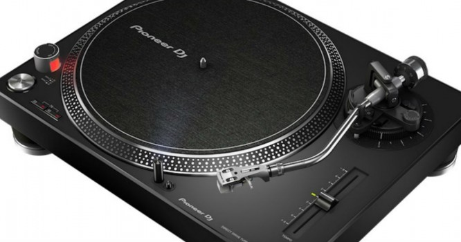 Pioneer Announces Lower Cost New Turntable for Home and DJ Use
