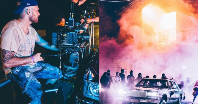 """Director Colin Tilley Chats """"Purple Lamborghini Video and Working with the Joker"""