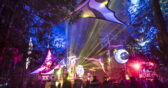 Inside the Safest Festival in Electronic Dance Music: Shambhala 2016