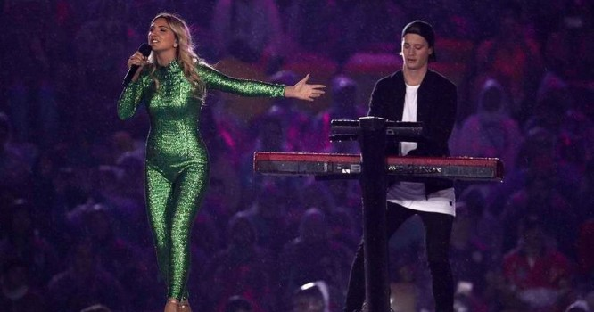 Kygo Performs at Closing Ceremony of 2016 Rio Olympics