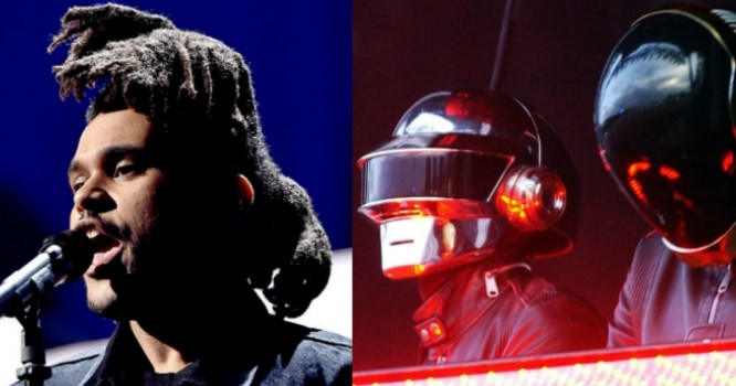 Daft Punk and The Weeknd Reportedly Have a New Collab in the Works