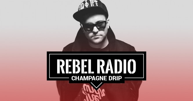 Rebel Radio Ep. 59: Champagne Drip: How to do it just for the sake of art