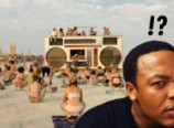 Old Letter Surfaces from Dr. Dre's First Encounter with Burning Man