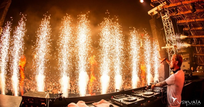 Avicii Performs His Final DJ Show Ever at Ushaia in Ibiza [VIDEO]