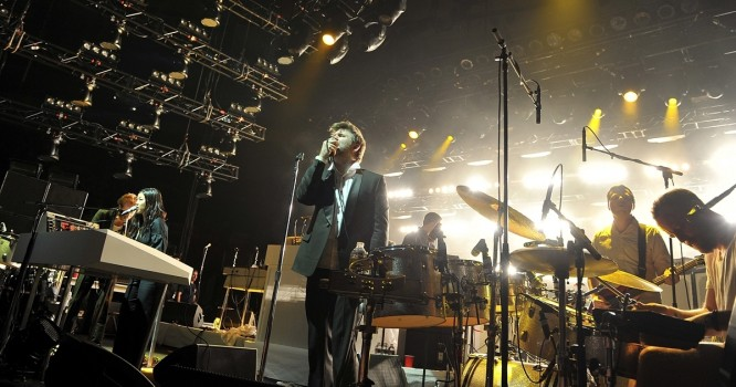 LCD Soundsystem Cancels Show to Hit the Studio