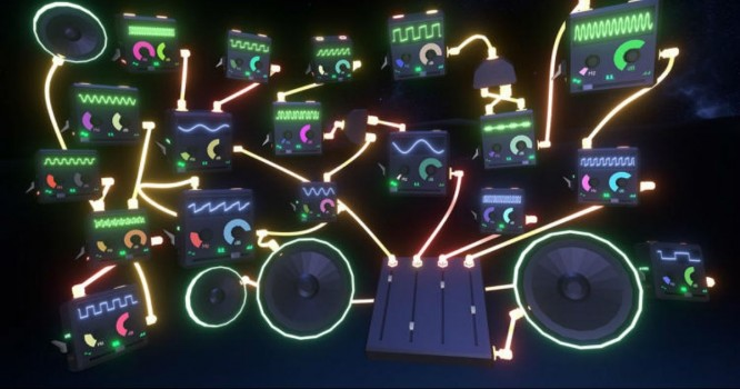 Build The Custom Music Studio Of Your Dreams (Lasers Included)