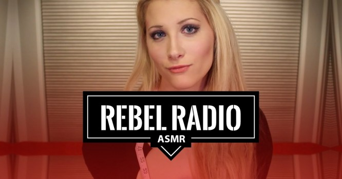 Rebel Radio Ep. 61: Ally: Shhh.... How to get your head right with ASMR
