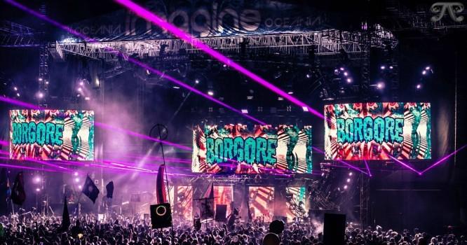 Watch Borgore Takeover for Imagine Music Festival [VIDEO]