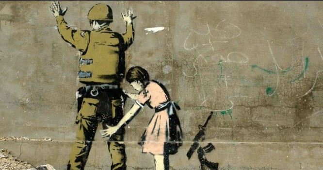 Is This the REAL face of Banksy?