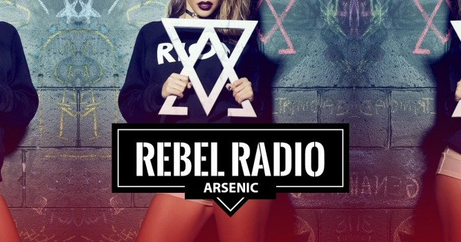 Rebel Radio Ep. 62: Arsenic: How to get out of the way of the crowd