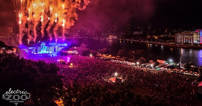 10 Reasons to Close Out Your Summer at Electric Zoo: Wild Island