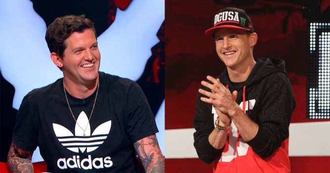 Watch Dillon Francis on MTV Episode of Rob Dyrdek's Ridiculousness [VIDEO]
