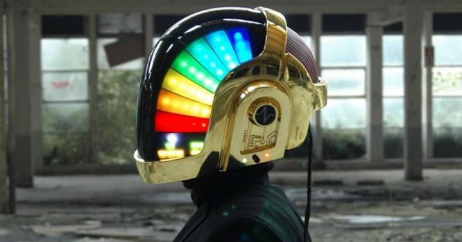 These Super Fans Built a Fully Operational Daft Punk Helmet!