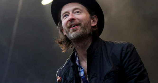 Thom Yorke Teases At New Four Tet and Burial Collaboration