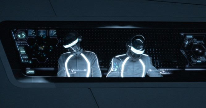 Computerized: The Never-Before-Told Story of How Disney Got Daft Punk for Tron: Legacy