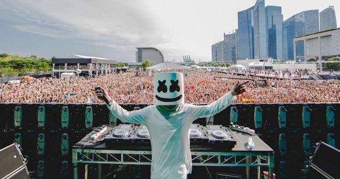 Marshmello Drops New Martin Garrix Remix at Ultra Singapore [LISTEN]