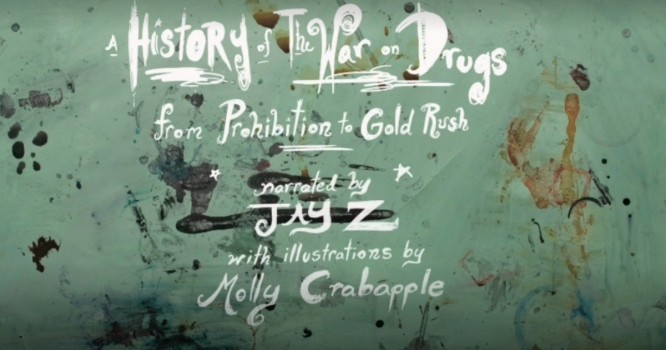 Jay Z Releases Animated Short Condemning the War on Drugs