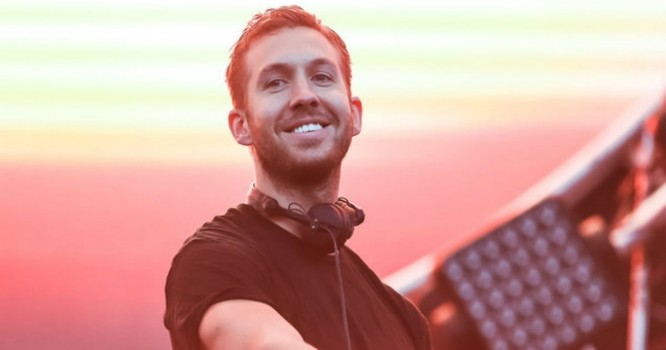 Calvin Harris Sings On New Song, 'My Way': Listen