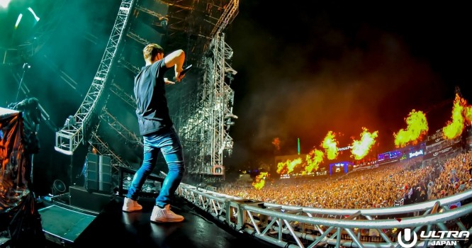 Check Out Some of the Top Sets From Ultra Japan [LISTEN]