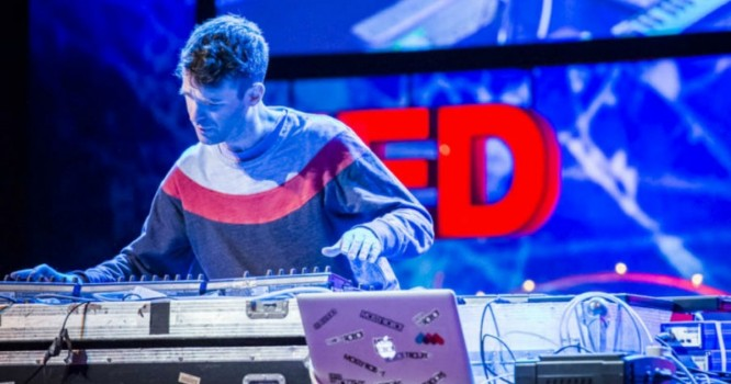 LISTEN: This DJ has mixed the sound of IBM data centres into music