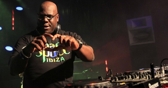 Watch Carl Cox's 10-Hour Vinyl Set for Final Space Residency  [LIVESTREAM]