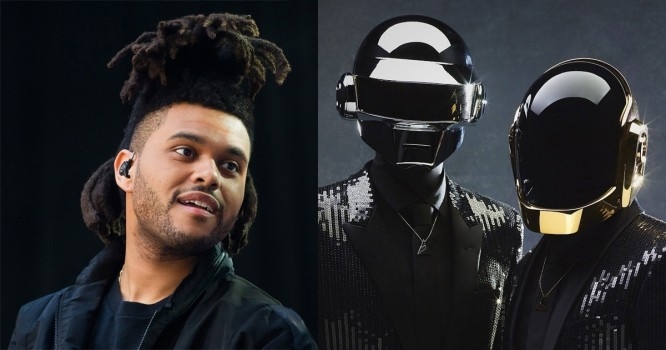 "The Weeknd Releases New Single ""Starboy"" featuring Daft Punk [LISTEN]"