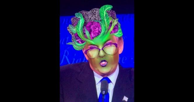 Some of the Funniest DJ Tweets from Last Night's Presidential Debate